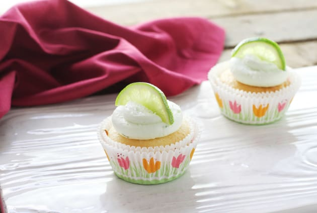 Margarita Cupcakes Food Network