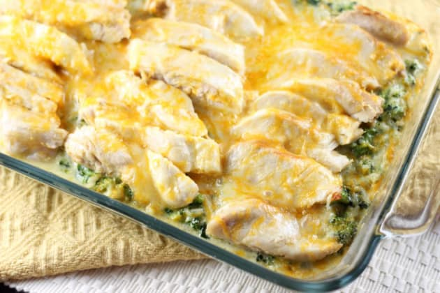 Chicken, Broccoli and Rice Casserole Photo