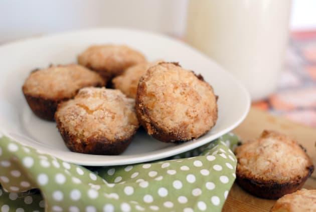 Gluten Free Apple Muffins Image