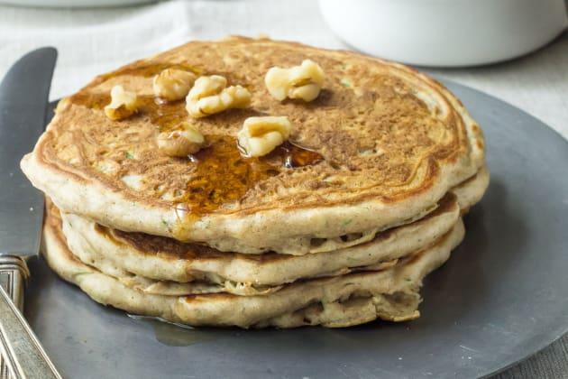 Zucchini Bread Pancakes Photo