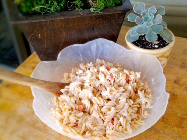 Hawaiian Macaroni Salad Recipe