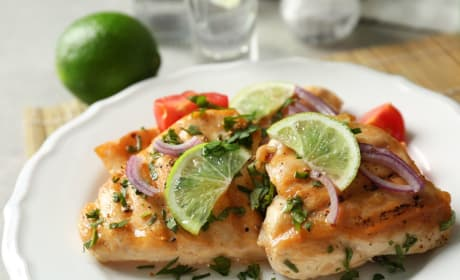 Barefoot Contessa Tequila Lime Chicken Recipe