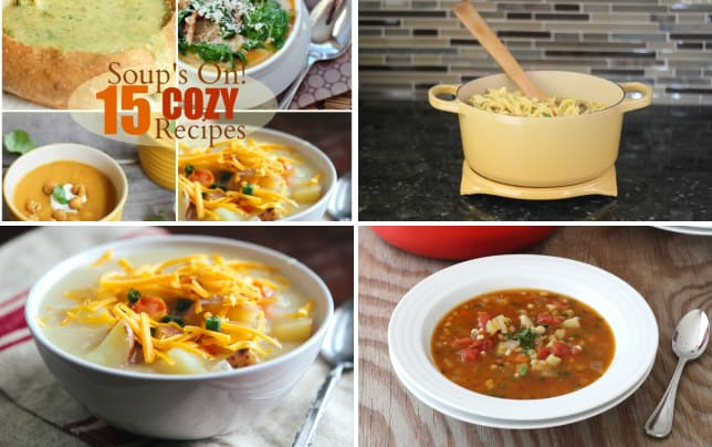 Stay cozy 15 soups and stews for fall 15 cozy soup and stew recipes