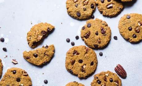 Keto Pumpkin Chocolate Chip Cookies Photo