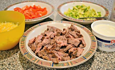 Steak Tacos Picture