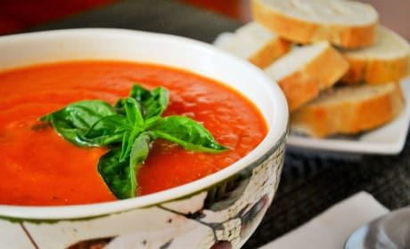 Vegan Tomato Soup Recipe