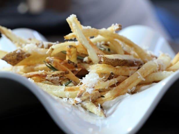 Iron Chef Duck Fat Fries Recipe