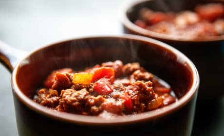 Easy Three Bean Chocolate Chili Recipe