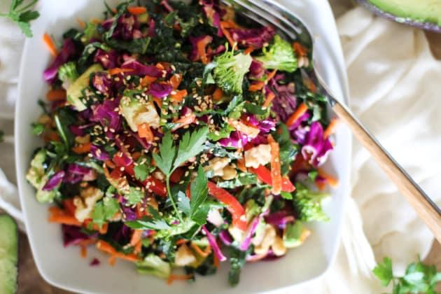 Detox Kale Salad Image