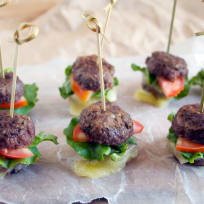Meatball Sandwiches on a Stick Recipe
