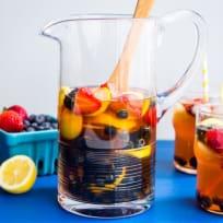 Red Rooibos Tea Sangria Recipe