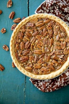 Paula Deen Pecan Pie Photo