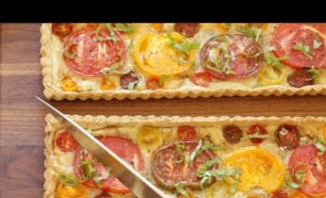 How to Make Easy Tomato Tarts