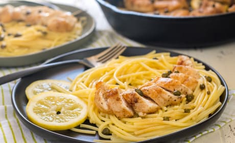 Gluten Free Chicken Piccata Recipe