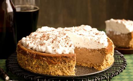 Chocolate Stout Cheesecake