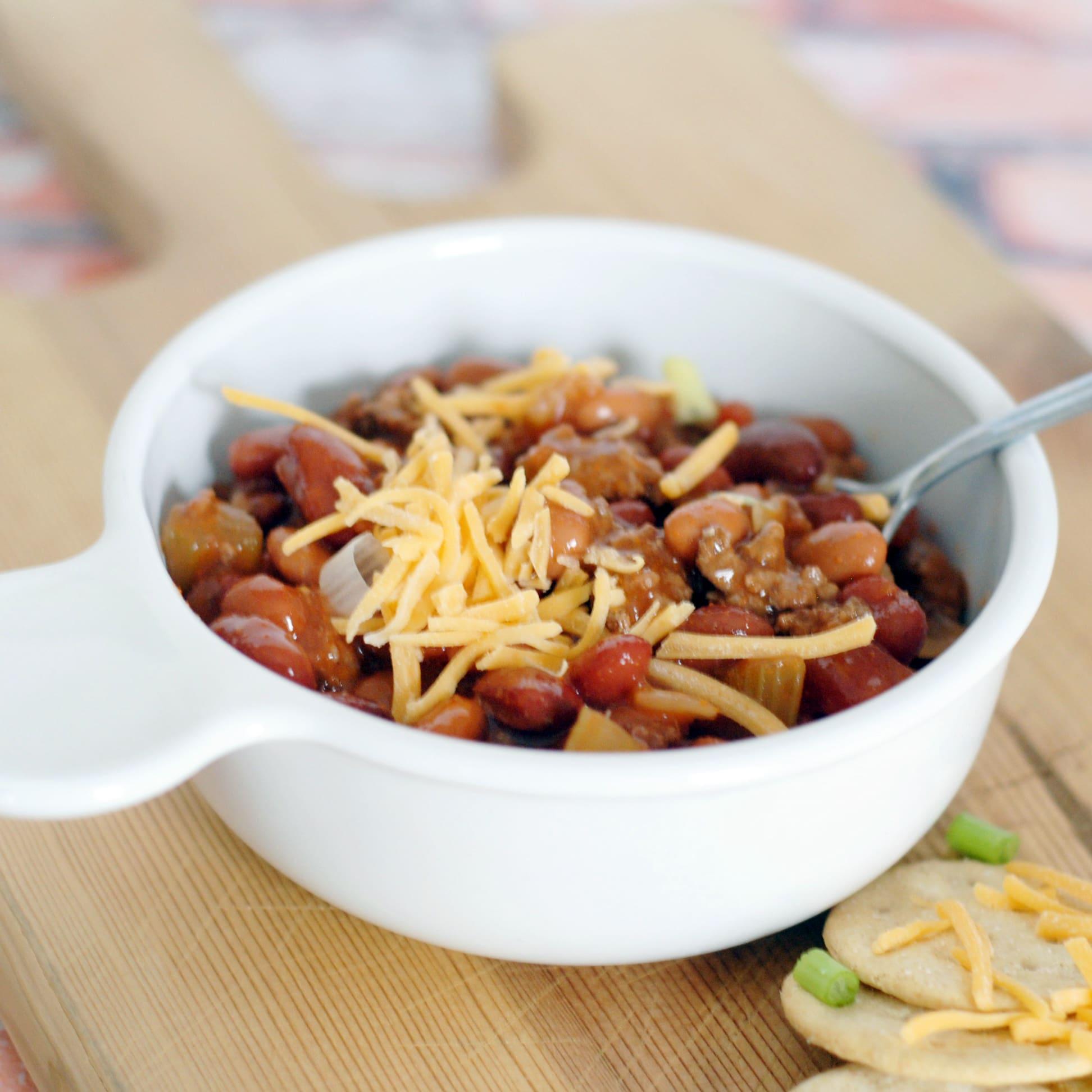 Wendy S Chili Recipe Food Fanatic