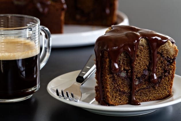 Mocha Coffee Cake Photo