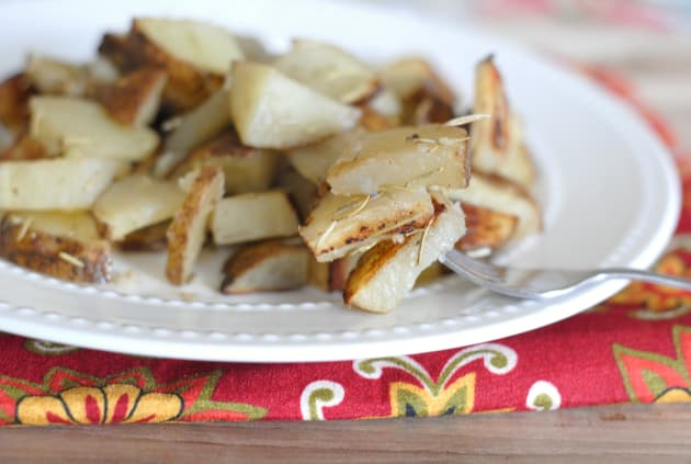 Roasted Rosemary Potatoes Photo