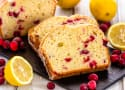 Lemon Cranberry Bread Recipe