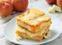 Gluten Free Apricot White Chocolate Blondies