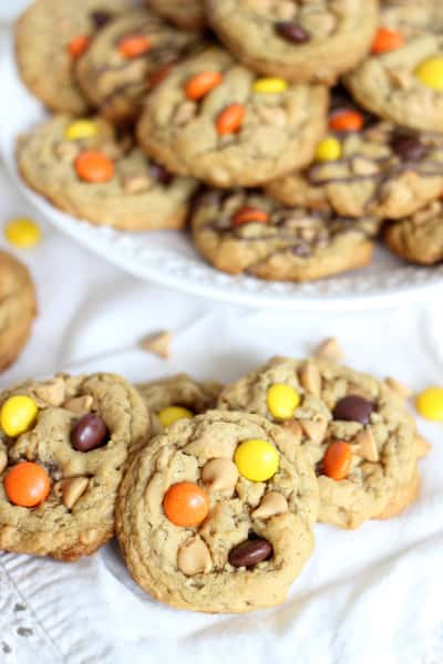 Oatmeal Peanut Butter Cookies Picture