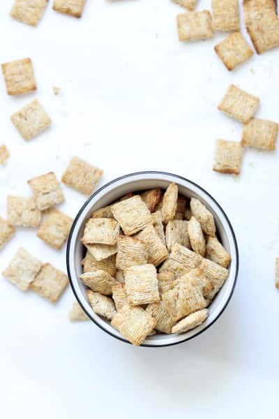 Homemade Triscuits