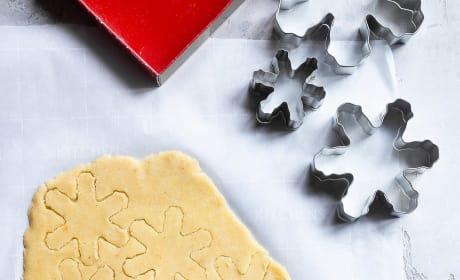 Keto Sugar Cookies Image