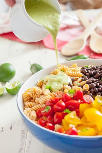 Gluten Free Southwest Pasta Salad Picture
