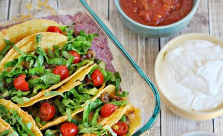 Baked Tacos Image
