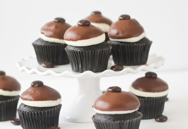 Junior Mint Cupcakes Photo