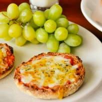 English Muffin Pizzas Recipe Food Fanatic