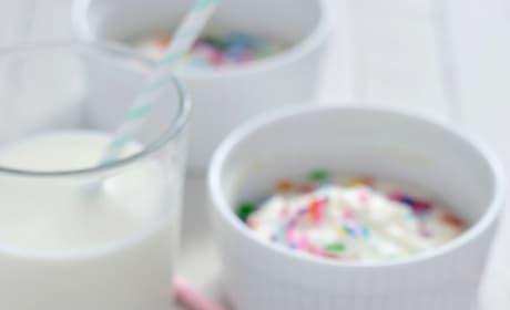 Gluten Free Funfetti Mug Cake Image