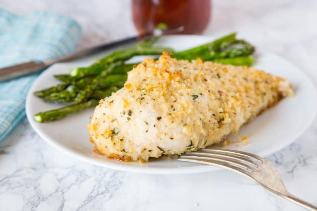 Garlic Baked Chicken Photo
