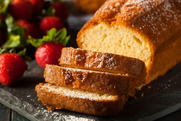 Lemon pound cake image
