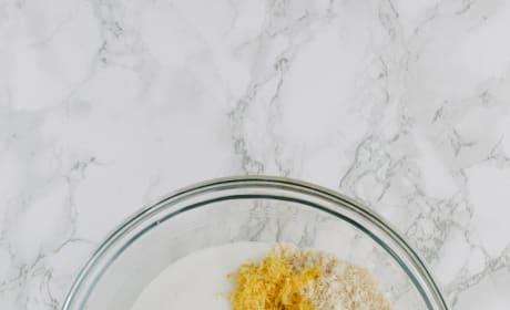Gluten Free Lemon Crinkle Cookies Image