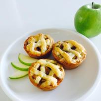 Apple Pie Cookie Cups Recipe