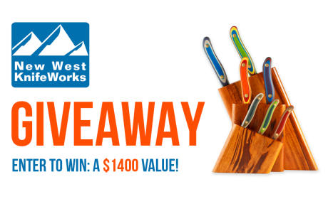 New West KnifeWorks Giveaway
