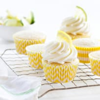 Lemon Lime Cupcakes Recipe