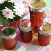 Rhubarb Jam Recipe