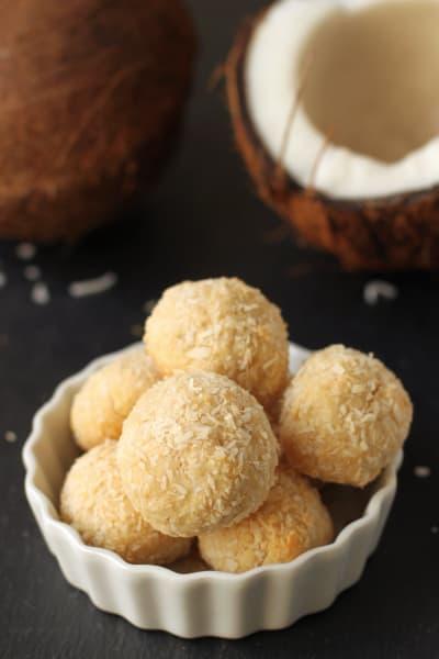 Gluten Free Coconut Cookies Picture