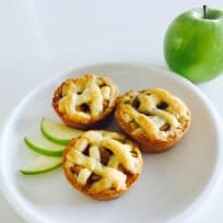 Apple Pie Cookie Cups Recipe