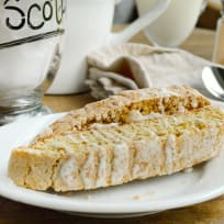Spiced Biscotti with Maple Glaze Recipe