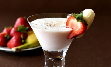 Banana Split Martini Recipe