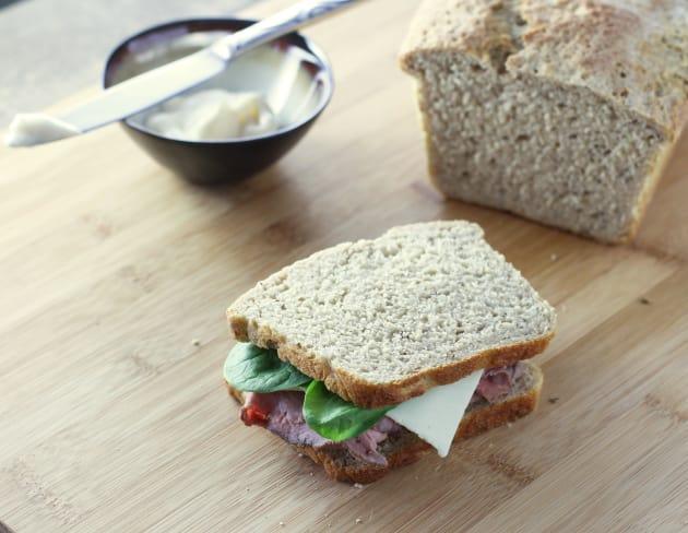 Rye Bread Picture