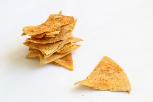 Homemade Doritos Pic