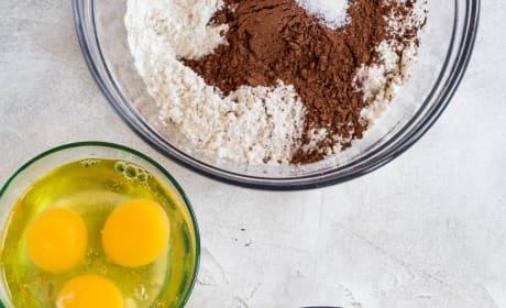 Skillet Brownies Image