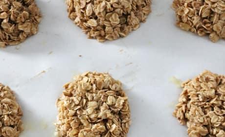 Ginger Granola Breakfast Cookies Pic
