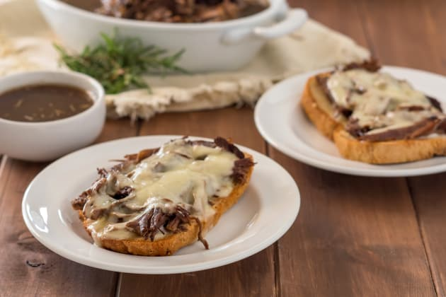 Instant Pot Gluten Free French Dip Sandwiches Photo