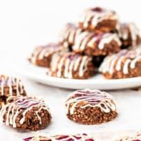 Healthy Thumbprint Cookies Recipe