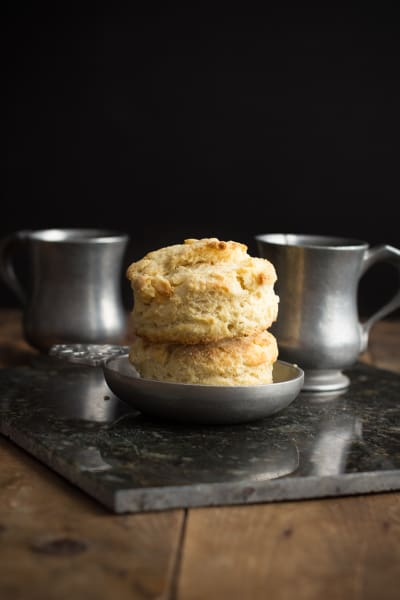 Fluffy Buttermilk Biscuits Image